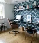 Kancelarija za blogera ili pisca