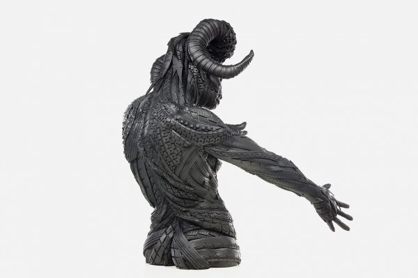 Recycled-Tire-Sculptures-by-Yong-Ho-Ji-19
