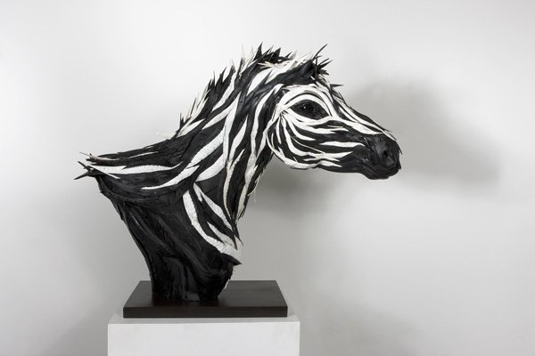 Recycled-Tire-Sculptures-by-Yong-Ho-Ji-8